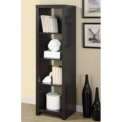 Wood Room Divider Bookcase by Cappuccino Wood Room Divider Bookcase Free Shipping