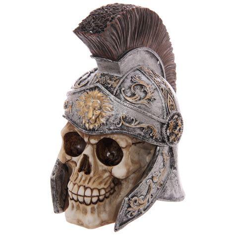 Skull in Centurion Helmet   16478   Puckator Ltd