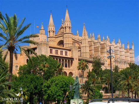 wohnen neben der kathedrale von palma de mallorca