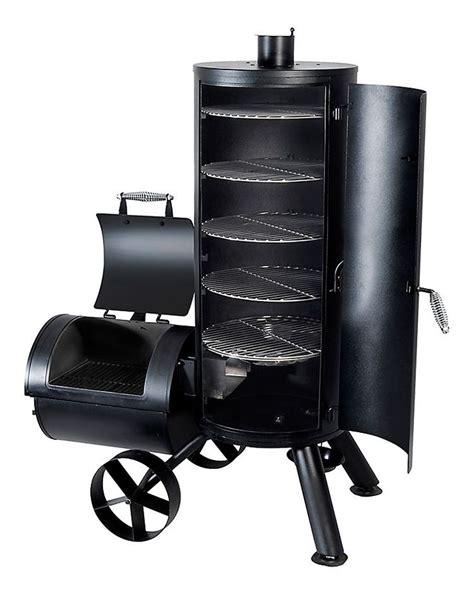brinkmann vertical trailmaster smoker and grill bass pro shops butcher shop