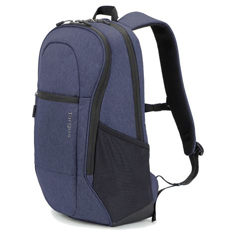 waterproof bag phone and commuter 15 6 quot laptop backpack blue