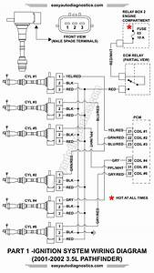 1997 Nissan Pathfinder Wiring Diagram