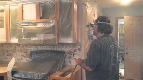 Refinishing Oak Kitchen Cabinets Timeless Arts Refinishing