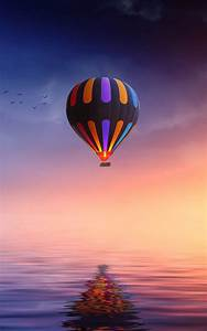 Colorfull, Air, Balloon, 4k, Ultra, Hd, Mobile, Wallpaper