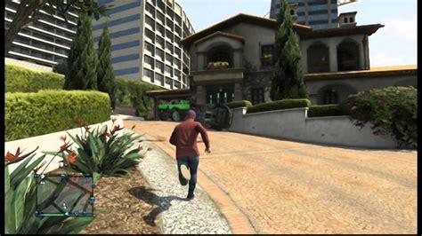 Gta 5 Online  In Michaels Haus Kommen Youtube