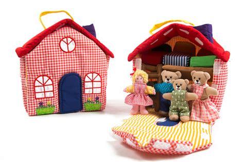 goldilocks    bears playhouse plaid tidings