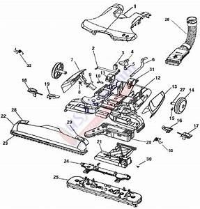 27 Hoover Floormate Parts Diagram
