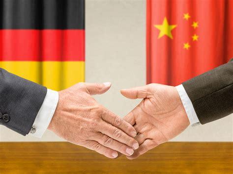 deutschland und china kooperieren bei industrie