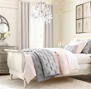 100 faszinierende rosa schlafzimmer archzinenet for Schlafzimmer grau rosa