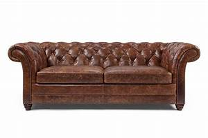 canape chesterfield en cuir westminster rose moore With canapé chesterfield