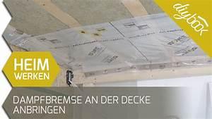 Dampfbremse An Mauerwerk Verkleben : dampfbremsfolie verkleben eine dampfbremse an der decke ~ Watch28wear.com Haus und Dekorationen