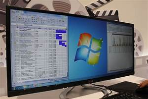 Super widescreen comes to the desktop: hands-on with LG's ...
