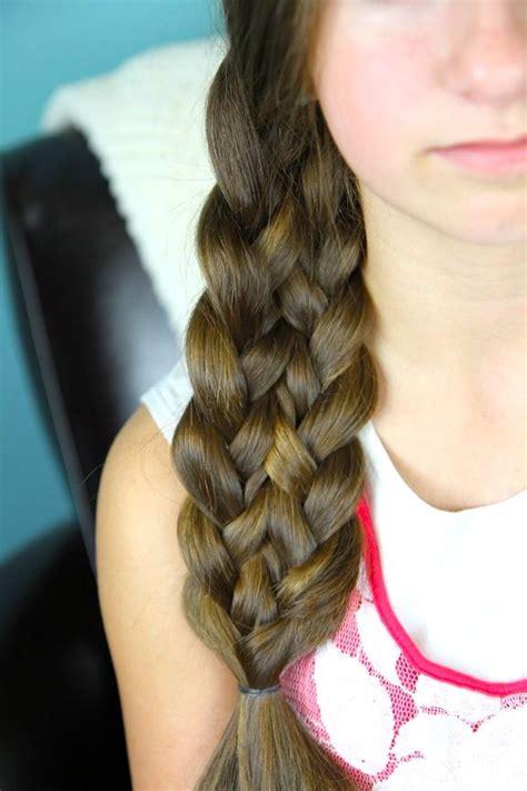 lace up braid cute girls hairstyles cute girls