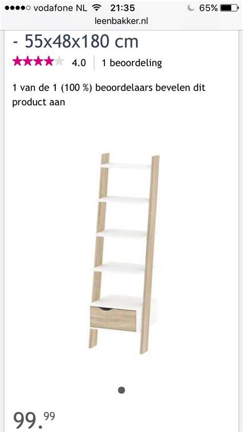 kunstof kast leenbakker amazing ladder kast leenbakker with wandkast leenbakker