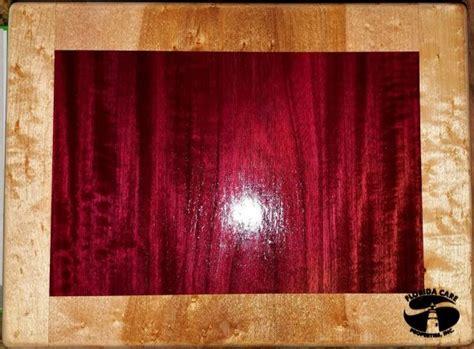 purpleheart  wood  lumber identification
