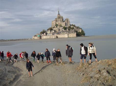 travers 233 e de la baie du mont michel au rocher tomblaine carnets de voyages de miriam