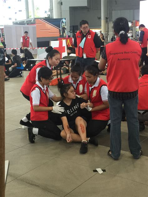 red cross youth marsiling secondary school