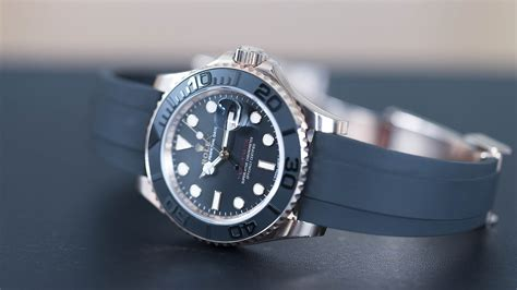 Yacht Master Rubber by 116655 Yacht Master Rolex Review Horobox