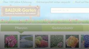 Haus Garten Shop : baldur garten der pflanzen online shop online shop liste ~ Lizthompson.info Haus und Dekorationen