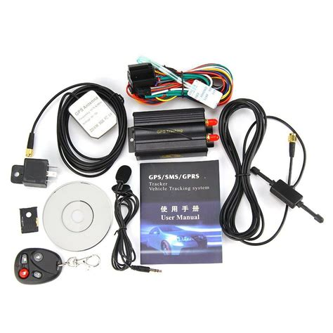 New Gps Sms Gprs Tracker Tkb Vehicle Tracking System