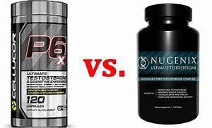 Nugenix Ultimate Testosterone Vs  Nugenix Pm