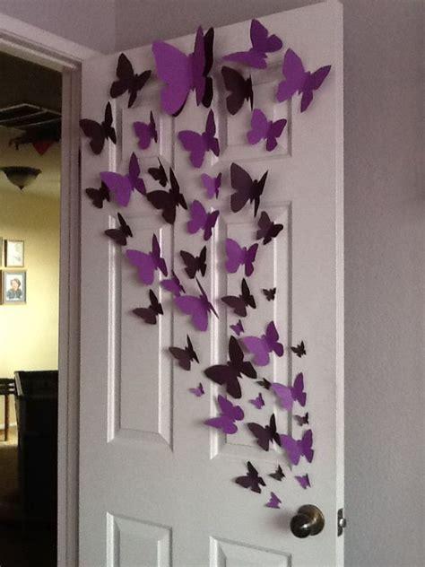 decoraciones  mariposas de papel dale detalles