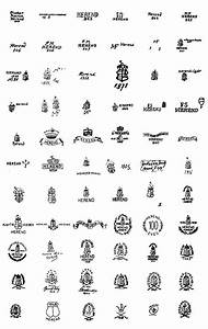 364 Best Markings For Furniture And China Images On