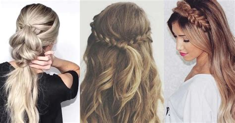37 easy hairstyles for work page 4 of 4 the goddess