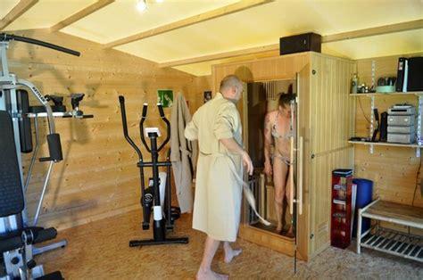 fitness a la maison l espace sauna et fitness photo de la maison lutz bondigoux tripadvisor