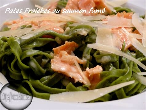 pates fraiches au saumon fum 233 cook time