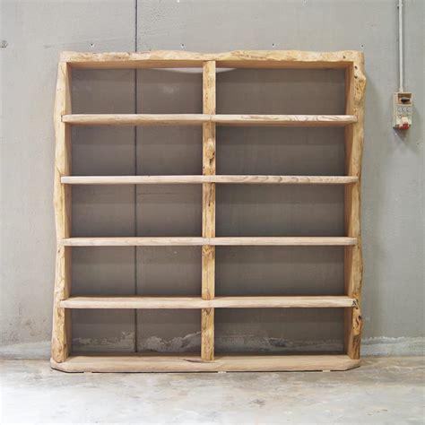 Librerie Legno Massello by Libreria Legno Massello Di Castagno Wood Big