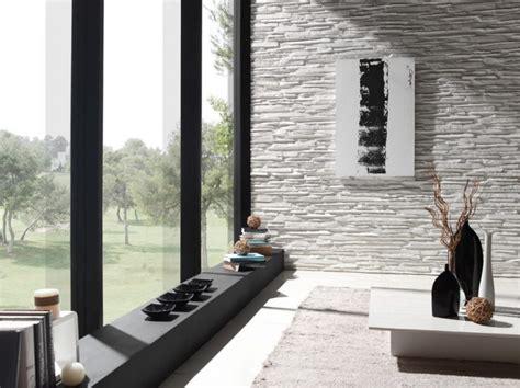 Deko Steinwand Wohnzimmer by Innen Steinwand 22 Elegante Ideen Zur Gestaltung Deko