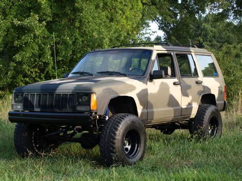 camo jeep cherokee army camouflage paint job jeep cherokee forum
