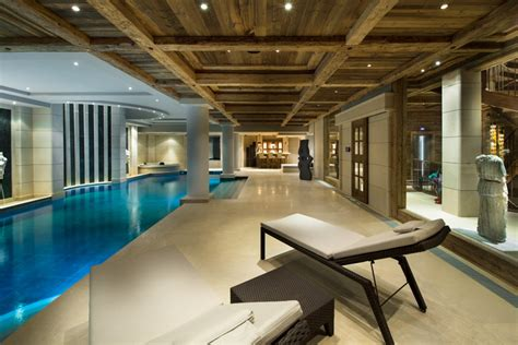 chalet de luxe alpes exclusive edelweiss chalet promises the most luxurious stay in courchevel