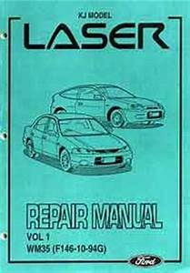 Wiring Diagram Ford Laser 98