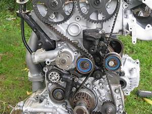 4g64 Dohc Swap Using Two Timing Belt Tesnioner Pulleys