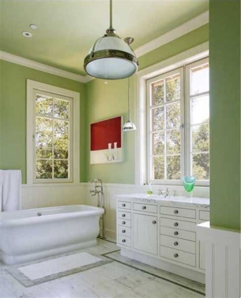 refreshing green bathroom design ideas rilane