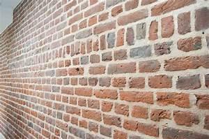 Mur Brique Blanc : blog prodiclean nettoyage le rejointoiement et la projection d enduit le rejointoiement et la ~ Mglfilm.com Idées de Décoration
