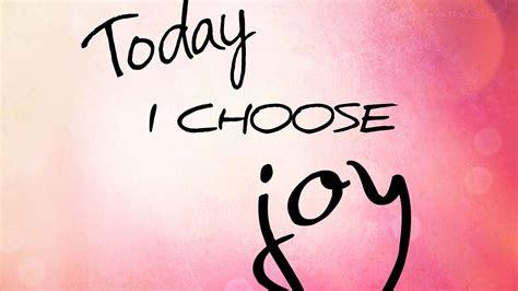 Choose to be Joyful - The Isha Blog