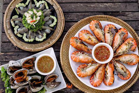 10 ร้านอาหารซีฟู้ดหัวหิน จัดหนักเน้นๆ ทั้งกุ้ง ปลาหมึก หอย ...