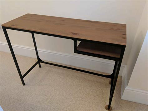 Shop stylish study tables, office desks, and computer tables online in singapore   singapore's #1 online furniture shop study tables, office desks, and computer tables online in singapore with a dedicated work area, working from home becomes easier and more productive! IKEA FJÄLLBO console / laptop table   in Bracknell ...