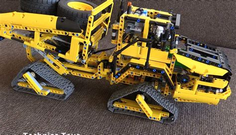 lego technic 42030 volvo 4x4 tracked lego technic 42030
