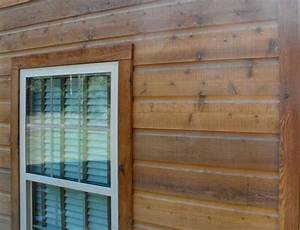 Rustic Wood Siding