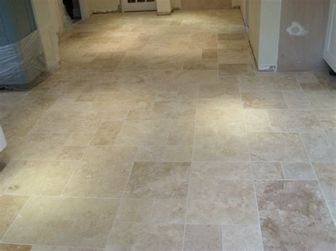 how to clean travertine shower pitted travertine before