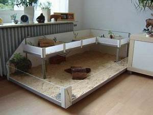 Awesome design for guinea pig, rabbit, or tortoise habitat ...