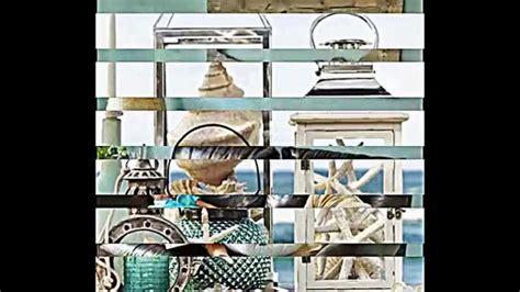 sommerliche maritime deko ideen fuer drinnen und draussen