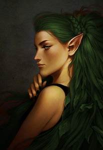 Astrid Bard Age : characters with green hair anime google search elves ~ Melissatoandfro.com Idées de Décoration