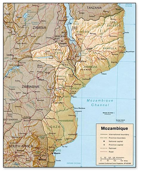 Foto Mozambico su Pane spezzato