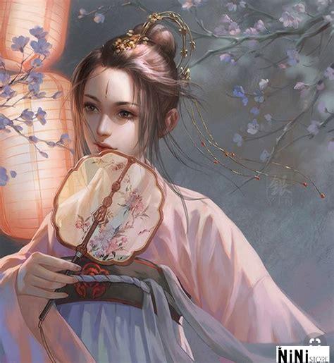 Top 10 Anime Mỹ Nhân Cổ Trang Trung Quốc Cute Xinh Cực