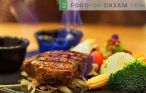 Brendija izmantošana ēdiena gatavošanas un konditorejas izstrādājumos: principi, ēdienu piemēri